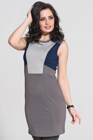 Платье LeMonada. Цвет: не указан