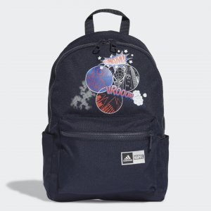 Рюкзак Spider-Man Graphic Performance adidas. Цвет: белый