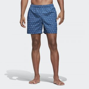 Пляжные шорты Allover Print Performance adidas. Цвет: серый