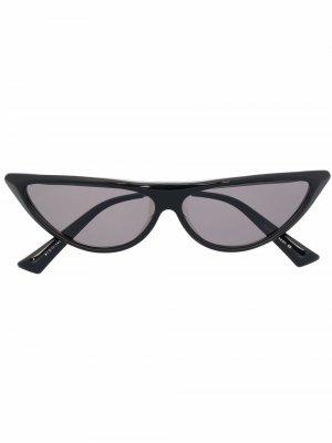 Солнцезащитные очки Rina Christian Roth. Цвет: черный