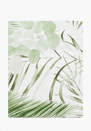Постельное белье 2-спальное Эго. Цвет: зеленый