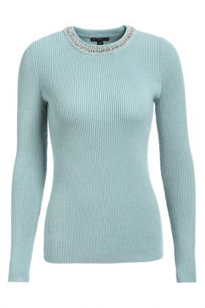 Пуловер Apart. Цвет: серый