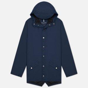 Мужская куртка дождевик Jacket Rains. Цвет: синий