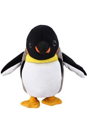 Пингвин Пинги-повторяшка Fluffy Family. Цвет: белый