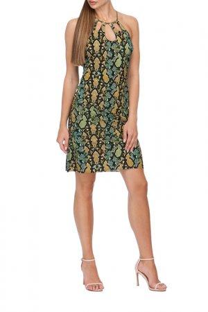 Платье пляжное Lora Grig. Цвет: мультиколор
