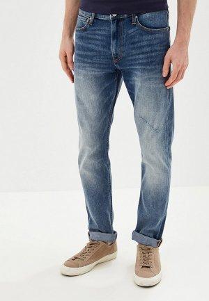 Джинсы Calvin Klein Jeans Slim. Цвет: синий