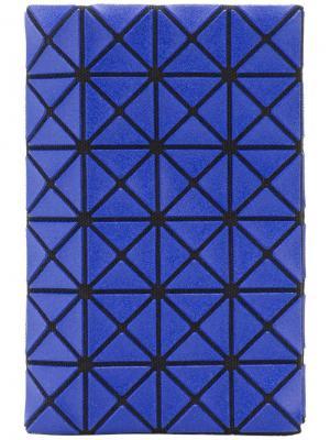 Кошелек Oyster Bao Issey Miyake. Цвет: синий