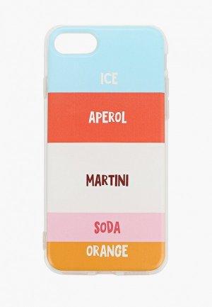Чехол для iPhone MakeCase 7/8. Цвет: разноцветный