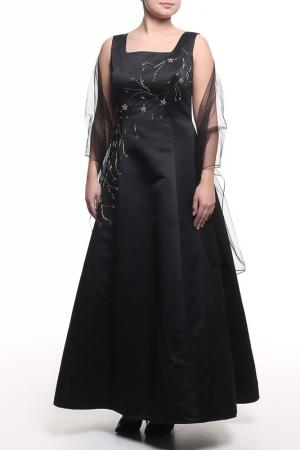 Платье BMBL VIRSAVIYA. Цвет: черный