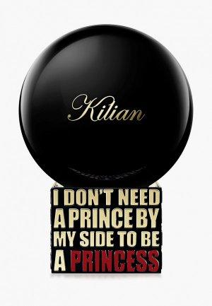 Парфюмерная вода Kilian Paris Princess Eau De Parfum, 50 мл. Цвет: прозрачный