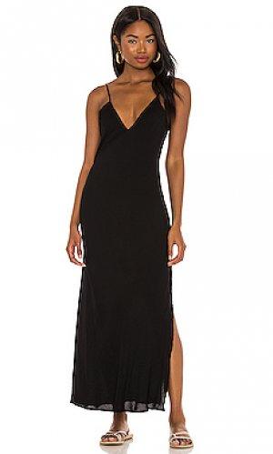 Платье danielle Indah. Цвет: черный