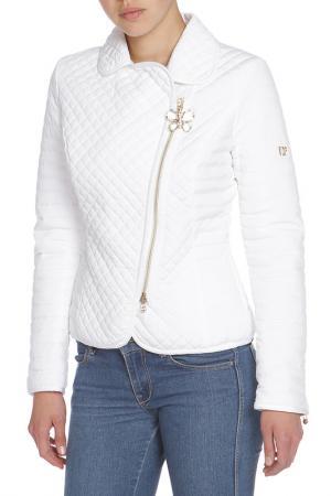 Куртка VDP. Цвет: белый