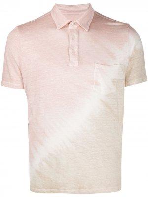 Рубашка поло с принтом тай-дай Altea. Цвет: нейтральные цвета