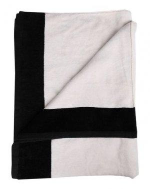 Пляжное полотенце VIX PAULA HERMANNY. Цвет: черный