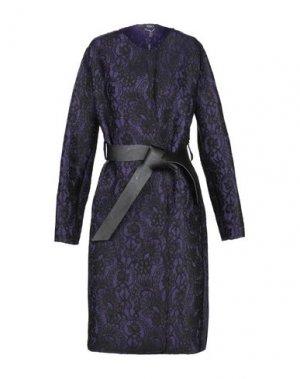 Легкое пальто SISTE' S. Цвет: фиолетовый