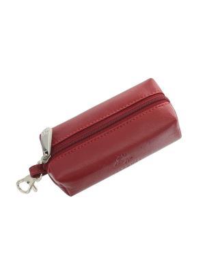 Ключница Prato Visconti. Цвет: красный
