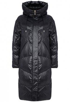 Утепленное пальто с капюшоном Acasta