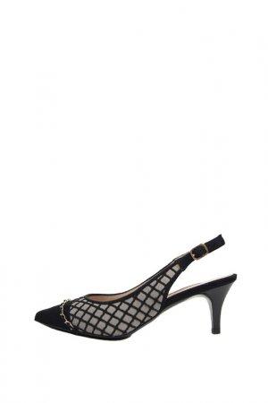 Туфли Alberto Gozzi. Цвет: черный, серый