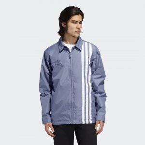 Сноубордическая куртка Civilian Originals adidas. Цвет: белый