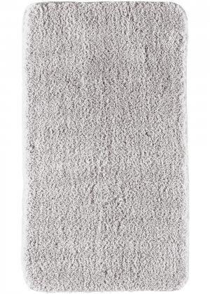 Коврик для ванной с высоким ворсом bonprix. Цвет: серый