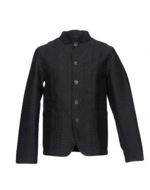 Пиджак CARE LABEL. Цвет: стальной серый