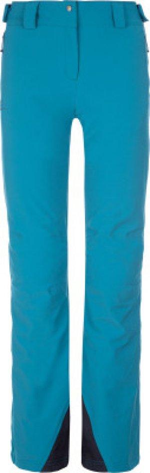 Брюки утепленные женские IceMania, размер 42-44 Salomon. Цвет: голубой