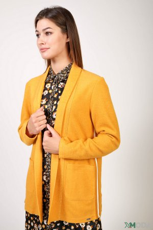 Жакет Steilmann. Цвет: жёлтый