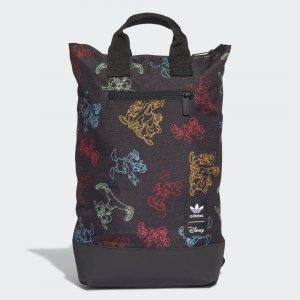 Рюкзак Disney Toploader Originals adidas. Цвет: черный