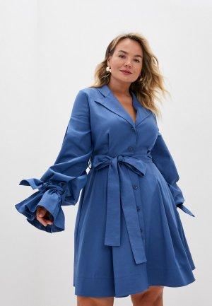 Платье Lolita Shonidi LS 20/11. Цвет: синий