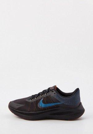 Кроссовки Nike ZOOM WINFLO 8. Цвет: черный