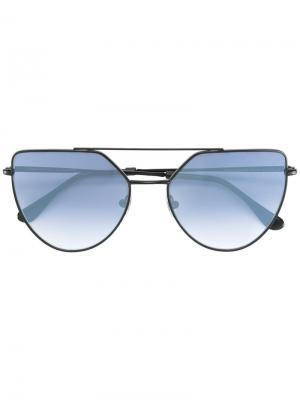 Солнцезащитные очки Off Shore Spektre. Цвет: чёрный
