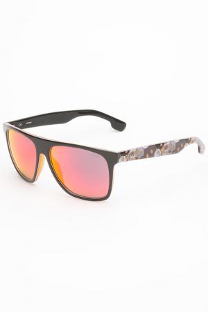 Очки солнцезащитные Sting. Цвет: мультицвет, черный