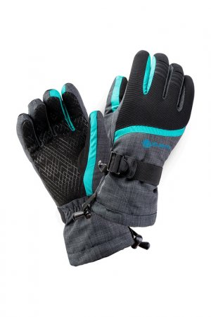 Gloves Iguana Lifewear. Цвет: dark grey