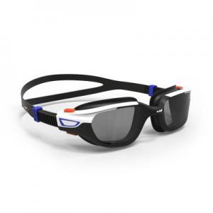 Очки Для Плавания С Затемненными Линзами Оранжево-синие 500 Spirit Размер L NABAIJI