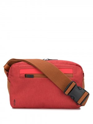 Поясная сумка Pendle Ally Capellino. Цвет: красный
