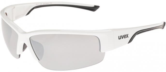 Солнцезащитные очки Sportstyle 215 Uvex. Цвет: белый