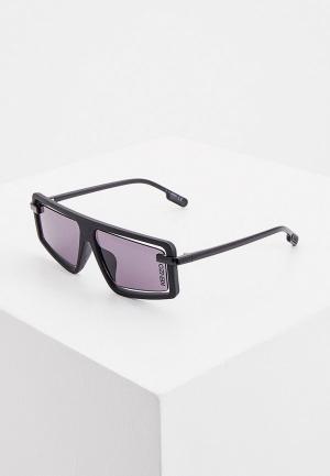 Очки солнцезащитные Kenzo KZ 40043U. Цвет: черный