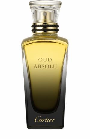 Духи Oud Absolu Cartier. Цвет: бесцветный