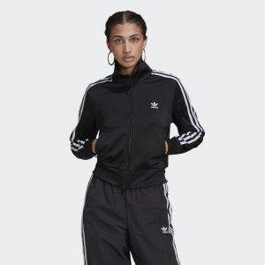 Олимпийка Adicolor Classics Firebird Primeblue Originals adidas. Цвет: черный