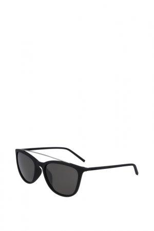 Солнцезащитные очки D K N Y. Цвет: черный