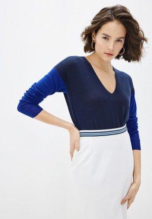 Пуловер Escada Sport. Цвет: синий