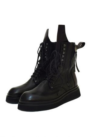 Ботинки FRU.IT (NOW). Цвет: черный