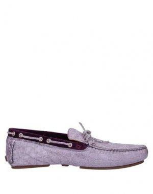 Мокасины ARFANGO. Цвет: фиолетовый
