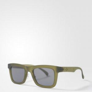 Солнцезащитные очки AORP002 Originals adidas. Цвет: синий