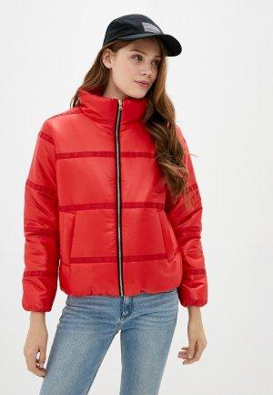 Куртка утепленная Vivaldi. Цвет: красный