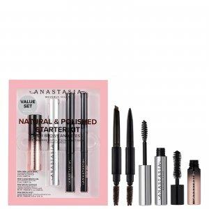 Natural and Polished Starter Kit (Various Shades) - Ebony Anastasia Beverly Hills