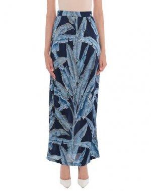 Длинная юбка COAST WEBER & AHAUS. Цвет: темно-синий