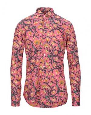 Pубашка CELLINI. Цвет: розовый