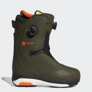 Сноубордические ботинки Acerra 3ST ADV Originals adidas. Цвет: красный