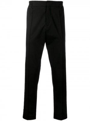 Классические брюки строгого кроя Etro. Цвет: черный